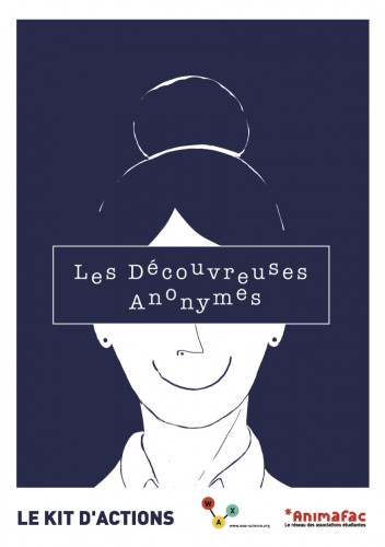 Kit d'actions Decouvreuses Anonymes
