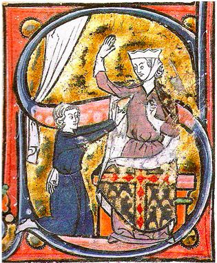 Apprenez à décrypter les femmes : la mine renfrognée et la main levée sont de très bons indicateurs d'un râteau. (Wikimedia)