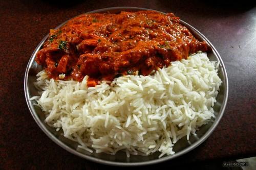 Vous ne regarderez peut-être plus le curry indien de la même façon… Flickr : Axel Drainville